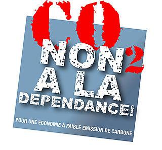 Co2dependance