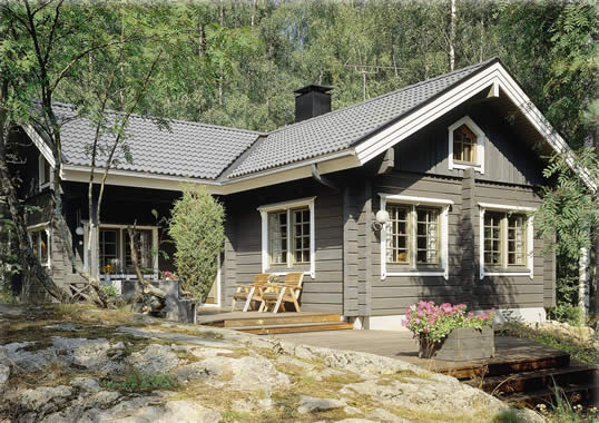 Maison Bois Americaine Maison En Bois Moderne C With Maison Bois