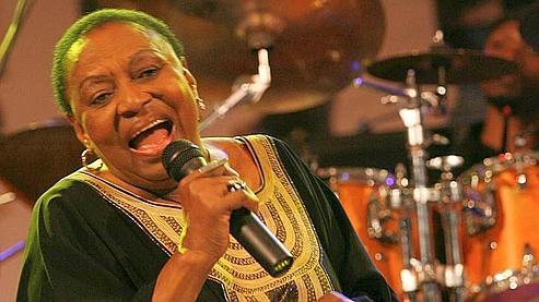 Miriam Makeba, une voix
