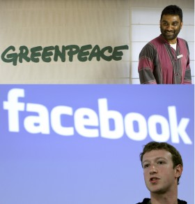 Greenpeace-vs-facebook